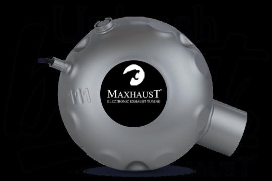 Maxhaust Deep Speaker