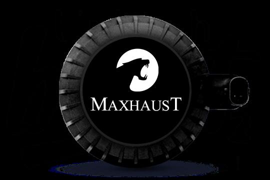Maxhaust Vibration Speaker